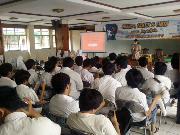 Curhat, Cantix, &  Cinta - SMA Muhammadiyah 3 Jakarta Selatan