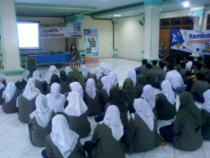 Curhat, Cantix, &  Cinta - SMA Muhammadiyah 18 Jakarta Selatan