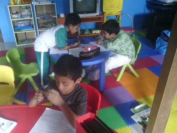 Belajar & Bermain Bersama
