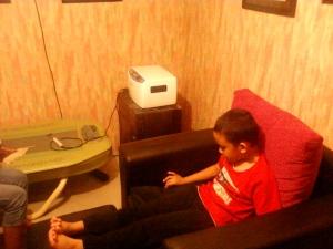 Fisioterapi Akupuntur Listrik setara akupuntur 1000 jarum