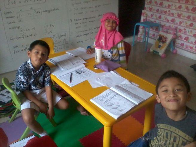 Ruang belajar SD