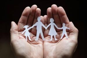 Kesahatan mental berkaitan erat dengan dukungan dan perhatian keluarga terhadap individu.