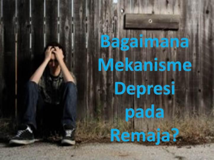 Mekanisme Depresi