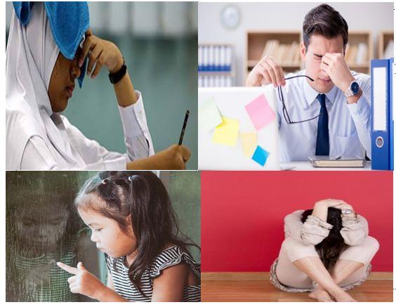 Orang Stress