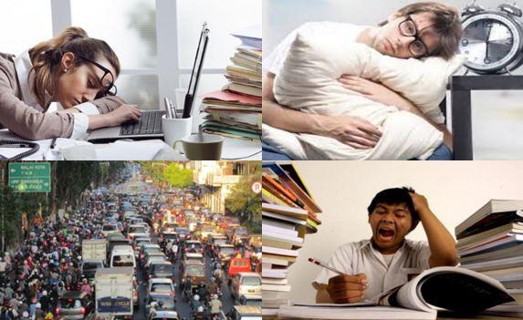 Stres perkotaan